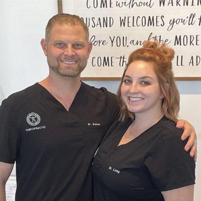 Chiropractor Naples FL Scott Walters and Jennifer Long